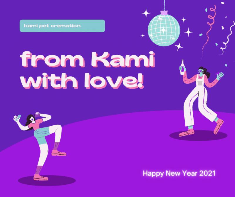 kami pet chuc mung nam moi 2021